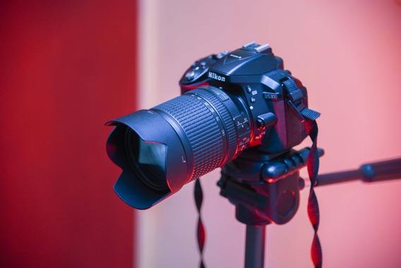 Nikon D5300 + 18-140mm Vr Dx