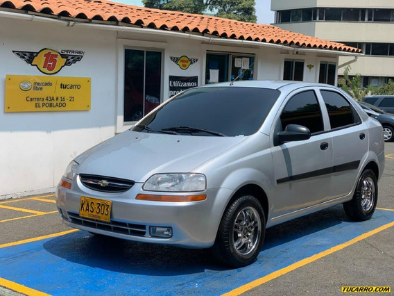 Chevrolet Aveo Family Mt 1500