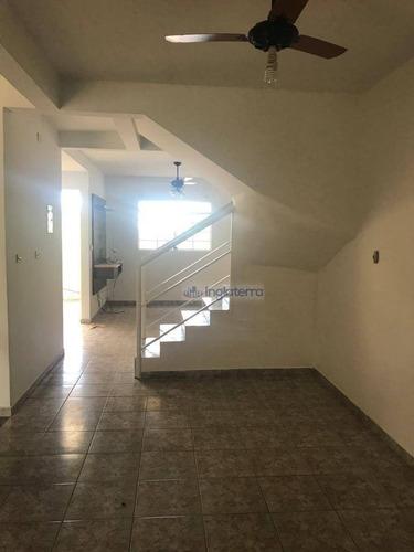 Casa À Venda, 160 M² Por R$ 385.000,00 - Jardim Albatroz - Londrina/pr - Ca1979