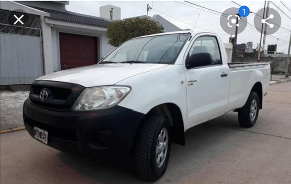 Toyota Hilux 4x4 Cs