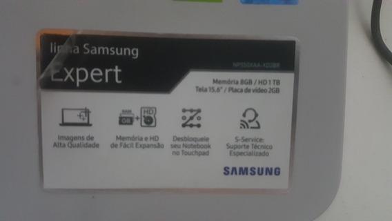 Notebook Samsung Expert Com M2