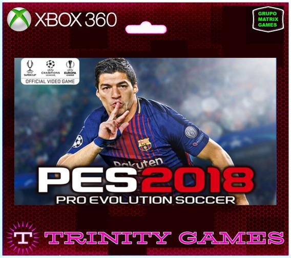 Pes 2018 - Jogo Para Download Dalive Xbox