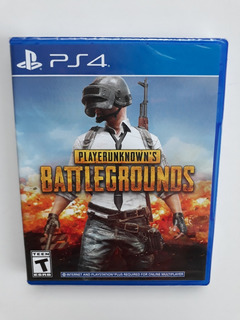 Playerunknowns Battlegrounds Juego Ps4 Nuevo Y Sellado