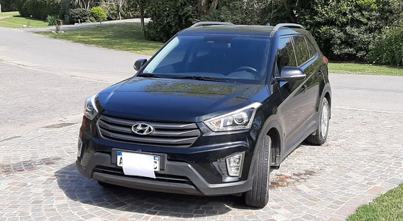 Hyundai Creta Connet At 2017