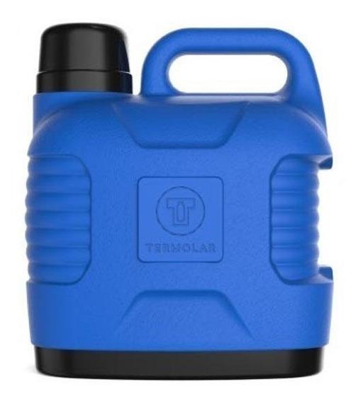 Garrafa Térmica 5 Litros Cor Azul Termolar