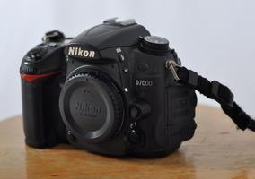 Nikon D7000 Corpo / Usado