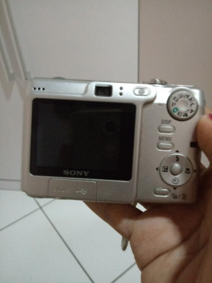 Câmera Da Sony 7.2 Mega Pixels