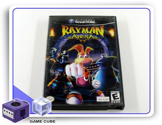 Gc Rayman Arena Original Nintendo Gamecube