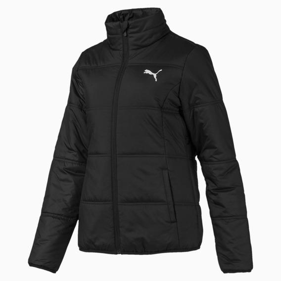 Campera Mujer Puma Essentials Padded Jacket 580037-01 Lefran