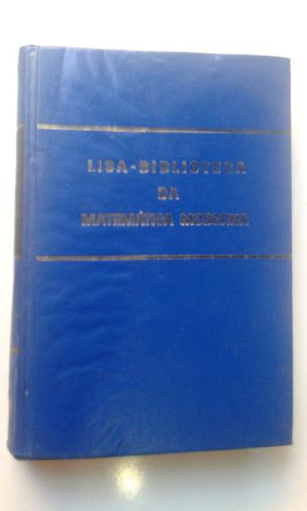 Livro - Lisa Volume 4 - Biblioteca Da Matemática Moderna