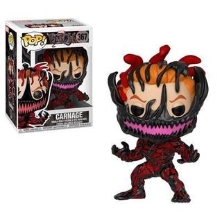 Funko Pop Marvel #367 Venom Carnage Nortoys
