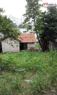 Terreno Residencial À Venda, Taboão, São Bernardo Do Campo. - Te0050