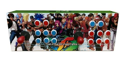 Arcade Doble + Multi Consola + 9000 Juegos Retro 3872am