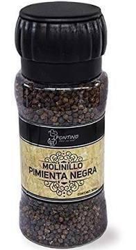 Molinillo Pimienta Negra Pontino 300 Gramos