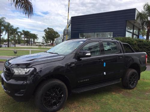 Ranger 3.2l Dc Diesel Black Edition Limitada 4x4 At