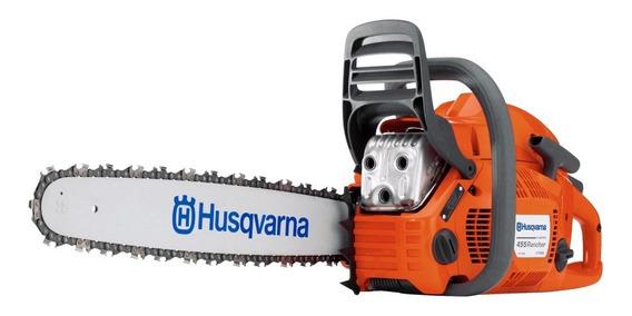 Motosierra Husqvarna 455e 55.5cc 3.5hp Barra 18 /45