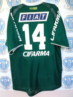 Goiás Topper, Gg, Usada Em Jogo, 2003 Nº 14 Excelente Estado