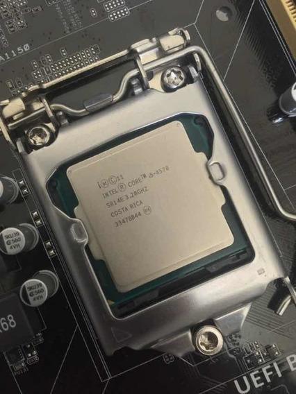 Cpu Intel I5 4570 Com 8gb Ddr3 1600mhz