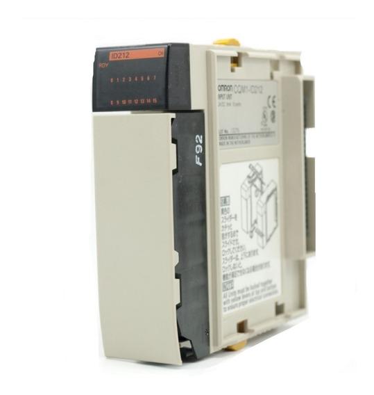 Omron Input Module 16 Pts 10-30 Vdc (cqm1-id212) Cqm1-id212