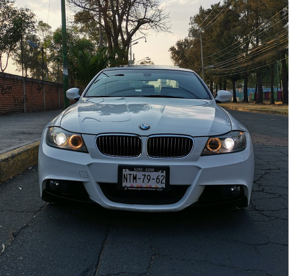 Bmw Serie 3 2.5 325ia M Sport At 2011