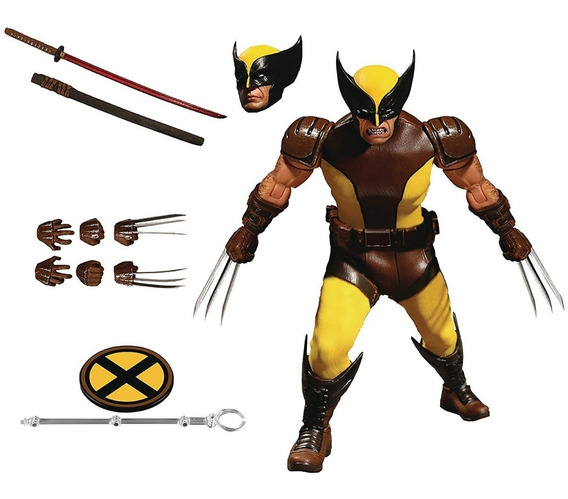 Mezco Toys One:12 Collective: Marvel Wolverine