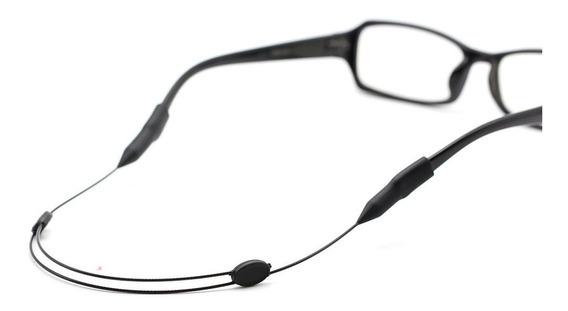 Sujetador De Lentes | Correa Ajustable Sujeta Lentes De Silicon Y Acero Reforzado | Evita Perder Tus Gafas