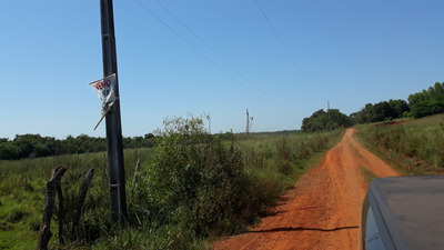 Vendo Terreno De 25 Hectáreas En Caaguazu