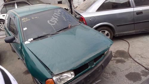 Sucata Volkswagen Gol 1.0 2000 Para Retirada De Peças