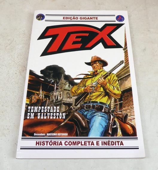 Revista Gibi Tex Edição Gigante - Mythos Editora - Numero 30