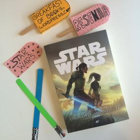 Livro Star Wars - Um Novo Amanhecer