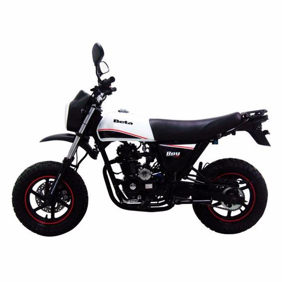 Moto Beta Boy 100 Urquiza Motos