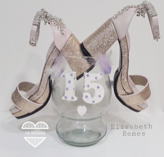 Sandalia 15 Deseos By Elisabeth Remes