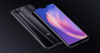 Xiaomi Mi 8 Lite Dual Sim 6 Gb Rom + 128 Gb Ram Black