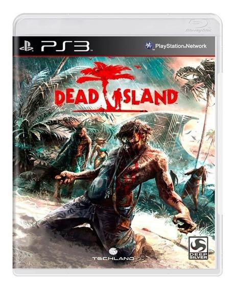 Jogo Dead Island Ps3 Mídia Física Frete Grátis