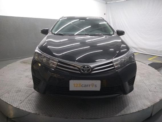 Toyota Corolla Gli 1.8 Flex 16v Cvt.