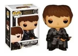 Funko Pop Ramsay Bolton #37 Game Of Thrones