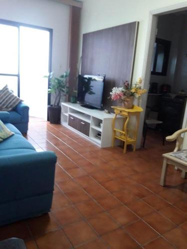 Imagem 1 de 12 de Apartamento Para Venda Em Praia Grande, Vila Caiçara, 1 Dormitório, 1 Banheiro, 1 Vaga - Ap0324_2-1191515