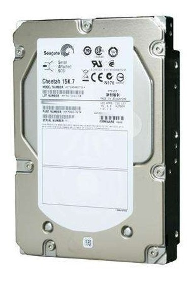 Hd 450gb Sas2 Seagate Cheetah St3450857ss (3.5pol, 6gb/s, 15k Rpm, 16mb Cache)