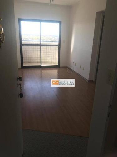 Apartamento Com 2 Dormitórios Para Alugar, 68 M² Por R$ 1.100,00/mês - Edificio Quality Place - Sorocaba/sp - Ap1118