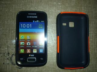 Samsung Galaxy Young S6102 Doble Sim Perfecto! Whatsapp 40d