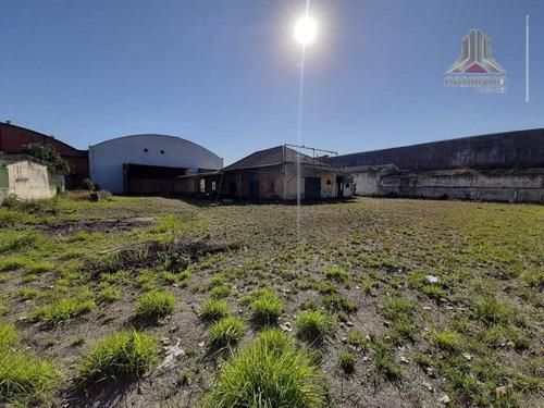 Imagem 1 de 30 de Vendo Terreno De 2.600 M² De Área, Próximo A Estação Farrapos Do Trensurb , Fácil Acesso Aeroporto E Rodovias Da Região Metropolitana - Te0130