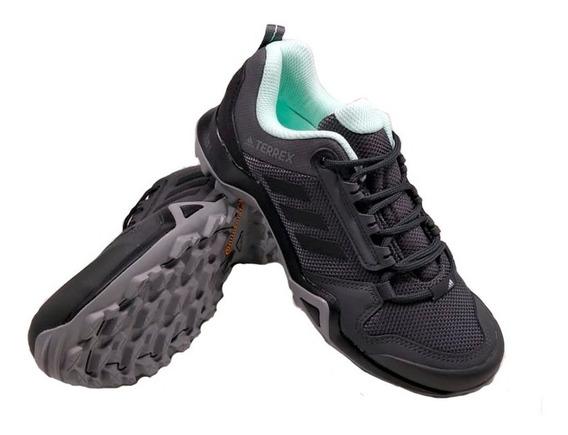 Zapatillas adidas Terrex Ax3 Trekking Mujer Bc0567 Empo2000