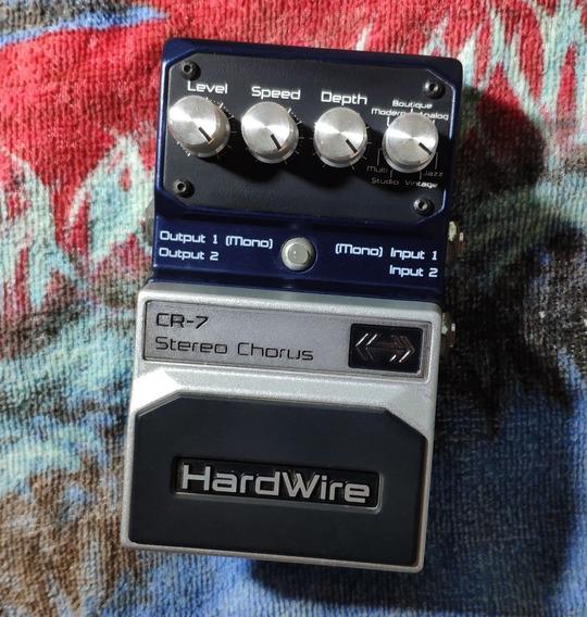 Hardwire Cr-7 Stereo Chorus - Willaudio