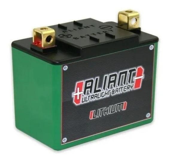 Bateria Italiana Para Moto De Litio Aliant Ylp14 14ah