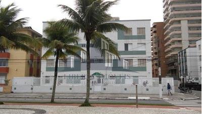 Apartamento A Venda No Bairro Vila Tupi Em Praia Grande - - 605-1