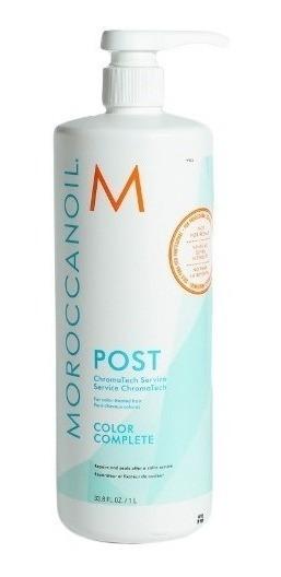 Moroccanoil Post Mascara Argan Reparacion Color Protect 1l
