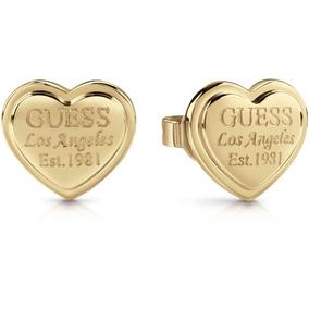 Aros Follow My Charm Dorado Guess Jewellery