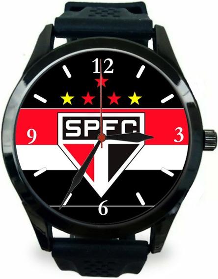 Relógios Pulso Esportivo Masculino São Paulo Barato Oferta