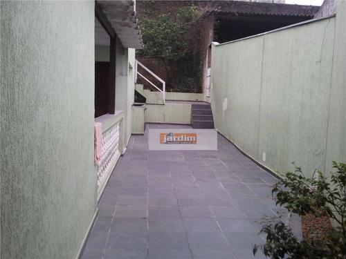 Casa Residencial À Venda, Jardim Beatriz, São Bernardo Do Campo. - Ca0174