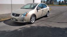 Nissan Sentra Emotion Automatico Llantas Nuevas Factura Org.